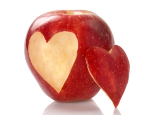 heart-apple
