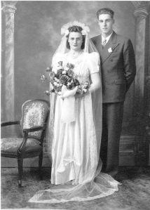 Harley & Dorothy Wedding